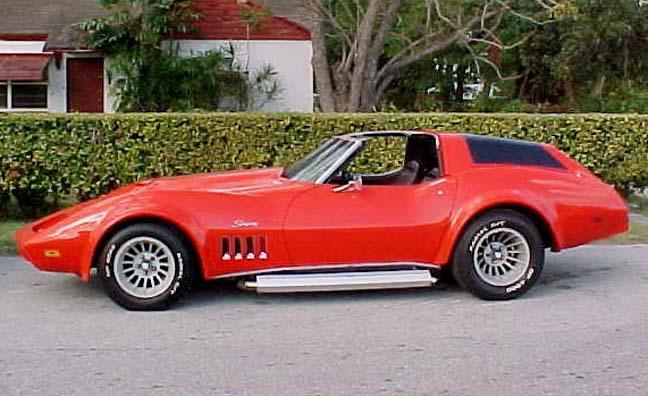 Greenwood Widebody Corvette.html | Autos Weblog