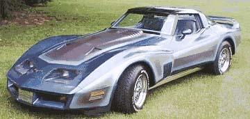 Greenwood Corvette Turbo Gt Replicas Gallery